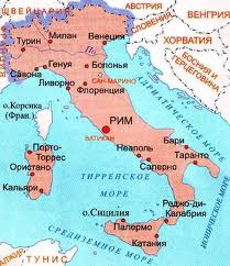 Posizione Liguria